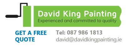 David King Painting